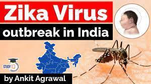 जीका वायरस: केरल के तिरुवनंतपुरम जिले में 13 मामले   पूरी जानकारी Zika virus