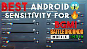 नॉन-जाइरो प्लेयर के लिए BGMI Best Sensitivity | Battlegrounds Mobile India